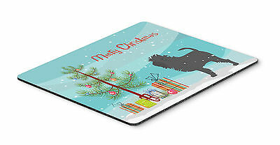 Affenpinscher Merry Christmas Tree Mouse Pad, Hot Pad or Trivet