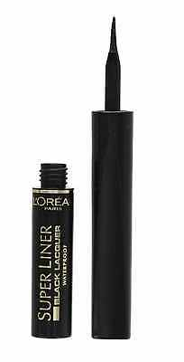 L'Oreal Super Liner Black Lacquer Waterproof Eye Liner - Black Lacquer
