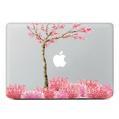 Cherry Flower Blossom Laptop MacBook Sticker MAC Decal For Apple Pro Air Retina