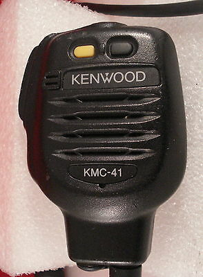 Kenwood Heavy Duty  Microphone Mic KMC 41