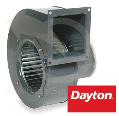 DAYTON 1TDT7 OEM Specialty Blower 115 Volt, 542/409 CFM 2 speeds 11430 RPM 4C566