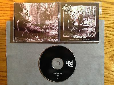 Opera Ix - The Call Of The Wood + 2 2001 Remastered Reissue New! Mortuary Drape