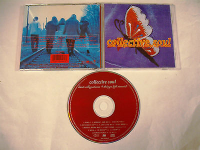 COLLECTIVE SOUL  Hints Allegations  CD