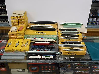 HUGE Tri-ang Boat and Accessory Lot of Over 100 Pieces