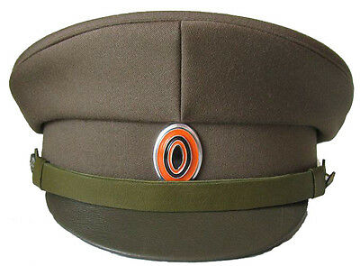 Imperial Russian Army Lower Ranks Peaked Cap M1914 WW1, Replica