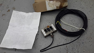 METTLER TOLEDO TA600247 RQAUS1 TA600247 scale Load Cell 500 750 1000 lbs