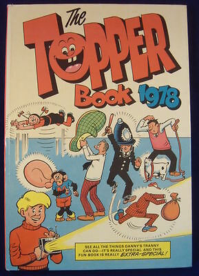 The Topper Book 1978.  Free P&P to UK