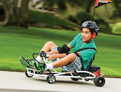 Electric Go Kart Razor Dune Buggy Cart Scooter Battery Throttle Ride On Toy NEW