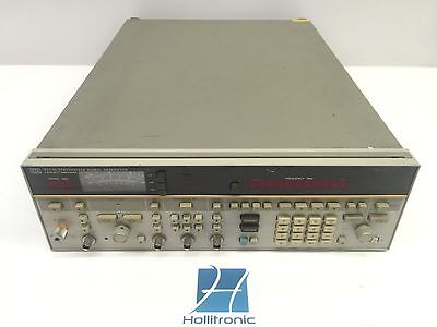HP 8673B 2.0 - 26.0GHz Syntesized Signal Generator Option: W30