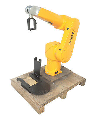 Staubli Unimation RX90B-L Robot RX-90 Extended Long Arm 6-Axis Robotic