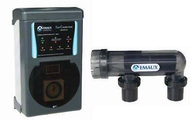 Emaux 45g/h Swimming Pool Salt Water Chlorinator with transformer