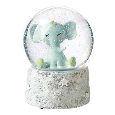 NEW Gibson Baby Pastel Pals Blue Elephant Musical Waterball