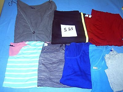 Lot Of Womans Clothes Size 12 And Large Lot Of 7  #s25
