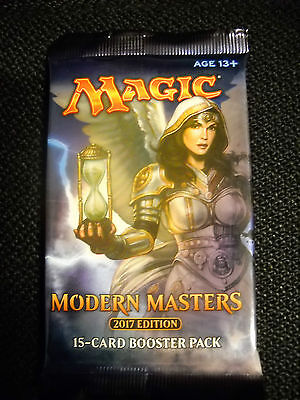 Magic The Gathering Modern Masters 2017 - Booster, OvP, engl.