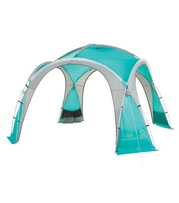 Coleman 3.65 x 3.65 m Event Dome Shelter Camping Outside Event Beach Family