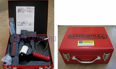 MAGNEPULL XP1000-MC-XR-1 MAGNESPOT XR1000-K2 Cable Puller Locator Pro Metal Case