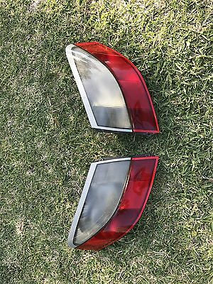 Pilotos Traseros Porsche 996 Carrera 4S Turbo Taillight Lens Genuine