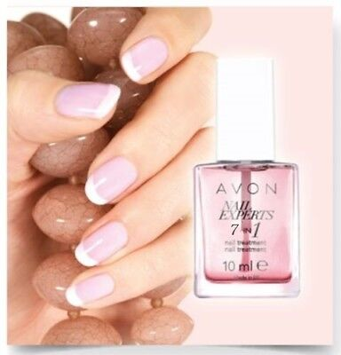 Avon True Nail Experts - 7 IN 1 - Treatment Resists Stains Protects& Strengthens