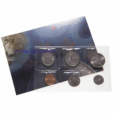 1999 Plated Test Coin Set   - Original In Rcm Enevelope Sealed ---  Mint