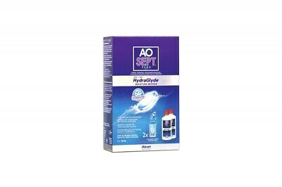 Alcon AOSEPT PLUS mit HydraGlyde 2x360ml - Pflegemittel