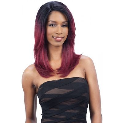 Freetress Equal Synthetic Deep Invisable L Part Lace Front Wig - Kimmie