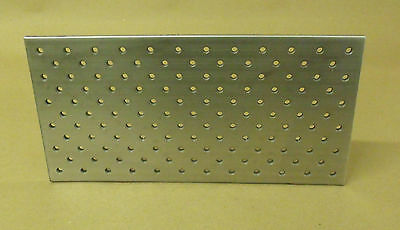 "Tooling Plate, 6"" x 12"", 1/4-20 Holes, TLPLATE0612"