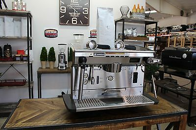 Rancilio Classe 8 1 GROUP (High Cup)  Espresso Coffee Machine