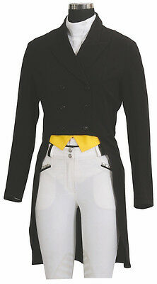TuffRider Ladies Shadbelly Hunter Classic Derby Show Coat
