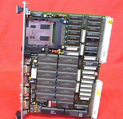 DMS 720.0015.04 SLOT1-E DORSCH MIKROSYSTEM Ver: 2.3 PLC Communication RS232