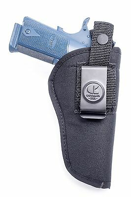 Taurus PT24//7 CompactNylon Tactical Drop Leg Holster with Mag Pouch