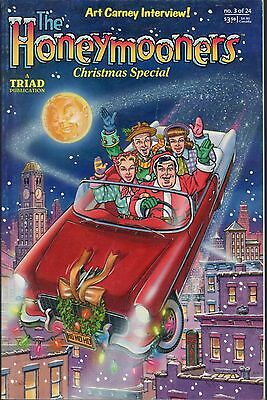 The Honeymooners: Christmas Special.  Mint Unread Condition. Paperback.
