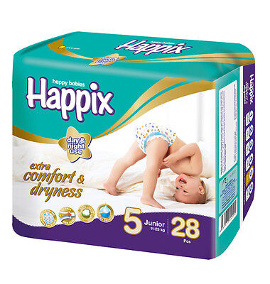 Happix Quality & Affordable Nappies - Free Sample&Delivery