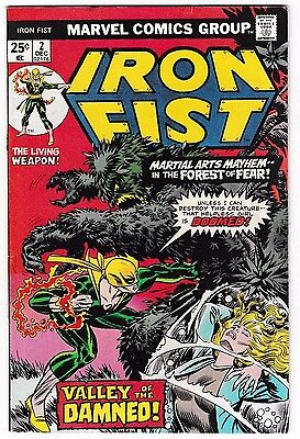 IRON FIST #2 (FN) Danny Rand! Now in his own Netflix TV Show! DEFENDERS! Byrne