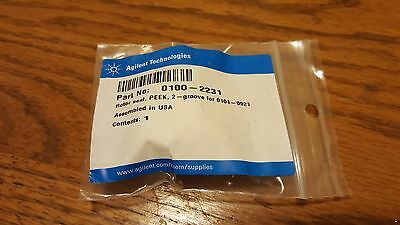 Agilent 0100-2231 Rotor seal, PEEK, 2-groove for p/n 0101-0921 injection valve