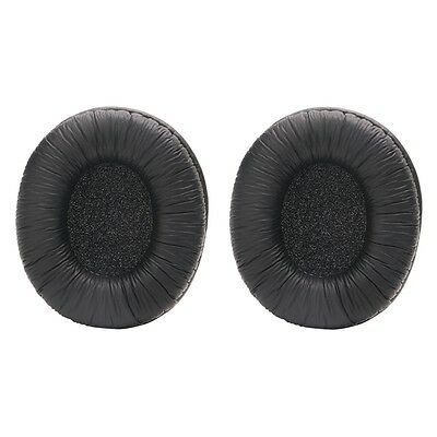 2x Replacement Ear Pads Cushion For Sony MDR 7506 MDR V6 MDR-CD 900ST Headphone