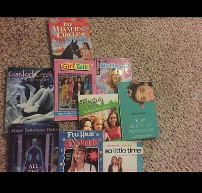 Youth Chapter Books Mixed lot of authors huge!