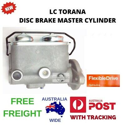 Lc Lj  Holden Torana S Sl Gtr  Sedan Coupe New Disc Brake Master Cylinder