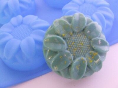 Sunflower Silicone Soap Mould / Mold**Soapmaking**