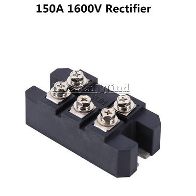 MDS 150A 1600V Three/3-Phase Diode Bridge Rectifier Power Durable Module Board
