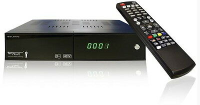 "ten Haaft HD Receiver ""Germany"" CI+  ** NEU *** 11 - 30 V"