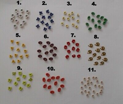 EYELETS 1/8  *Various shapes& colours - YOU CHOOSE - Scrapbooking - Cardmaking