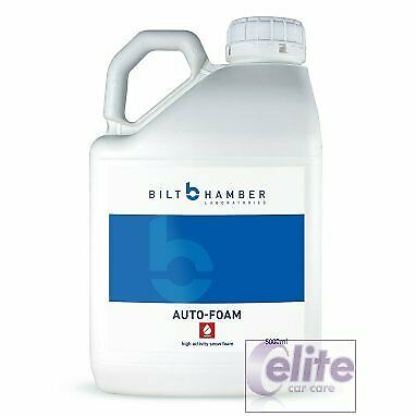Bilt Hamber Autofoam - The Best pre-wash Snow Foam product for safe washing!!