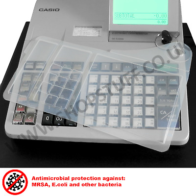 Casio SE-S3000 Cash Register Silicone Rubber Splash Proof Wetcover SES3000 (L1)