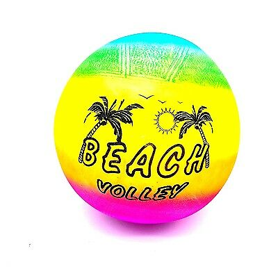 Summer Beach Ball Inflatable Pool Swim Rubber Beach Volleyball football SAME DAY