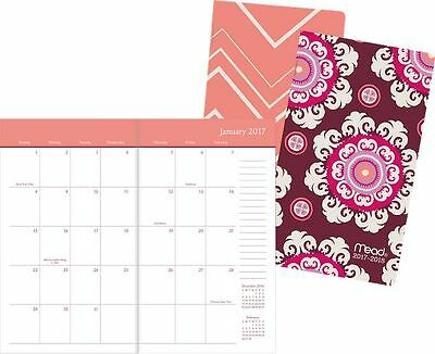 Mead Capice 2-Year Monthly Pocket Planner (TLD393) - Pocket Planners