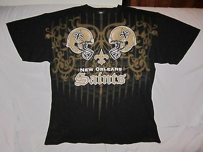 Nfl New Orleans Saints Shirt Size Large