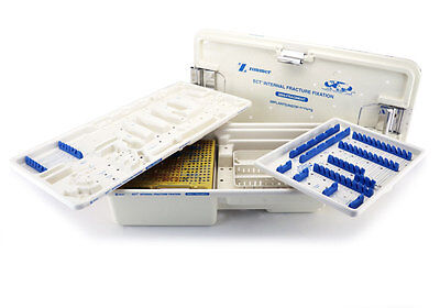 Zimmer ECT Internal Fracture Mini-Fragment Tray