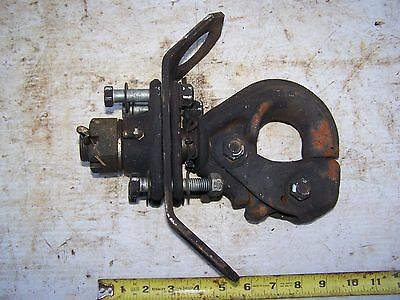 Wallace Forge GWT 18000 lb/VL 20,000 lb Swivel Pintle Tow Hook/Hitch W/Hardware