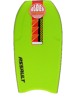 "Alder Assault 44""  Bodyboard in Choice of Colours"