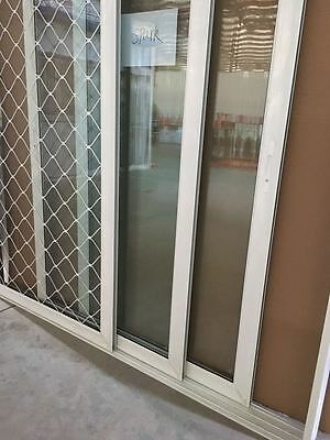 Double Glazed Stacker Doors
